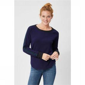 Pullover W 3D Ribbed Sweater