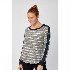 Pullover W Comfort Relax Jumper Printed