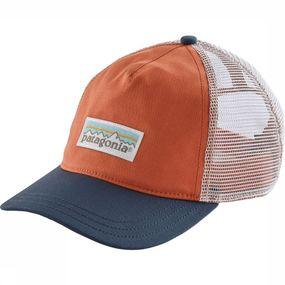 Hat Pastel P-6 Label Layback Trucker