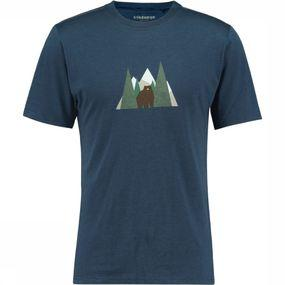 T-Shirt Forest Bear