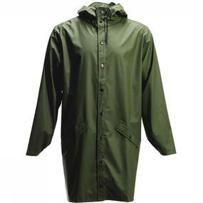 Rains Jas Long Jacket - Kaki