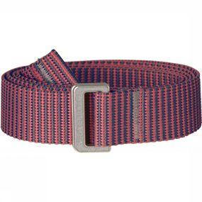 Ceinture Striped Webbing Belt