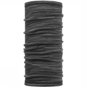 Buff Lightweight 3/4 Merino Grey Multi