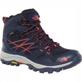 The North Face Schoen Hedgehog Fastpack Mid Gore-tex voor dames - Blauw