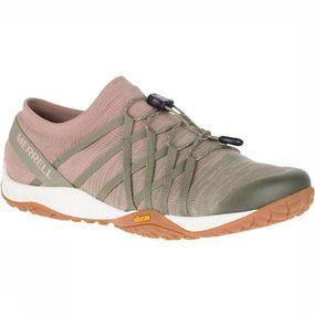 Merrell Schoen Trail Glove 4 Knit voor dames - Roze