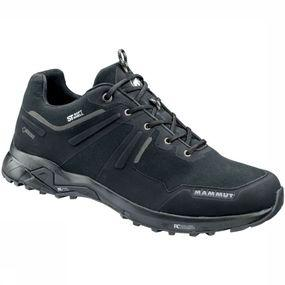 Mammut Schoen Ultimate Pro Low Gore-tex voor heren - Zwart