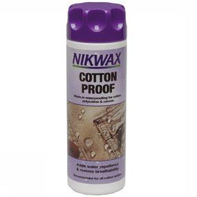 Entretien Cotton Proof