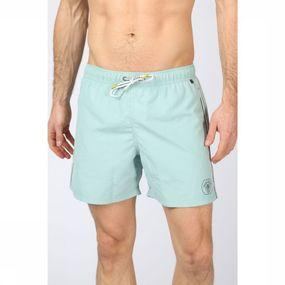 Swim Shorts Solid Retro Swim Shorts