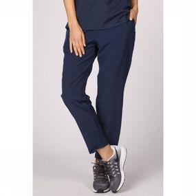 Esprit Joggingbroek Pants Woven Solid voor dames – Blauw
