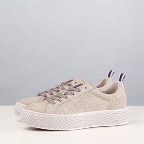 Esprit Sneaker 019ek1w024 voor dames – Bruin