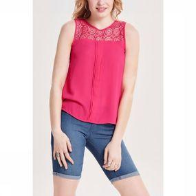 Blouse Venice S/L Lace Top