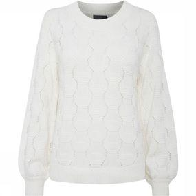 B.Young Trui Bymerle Jumper voor dames – Wit