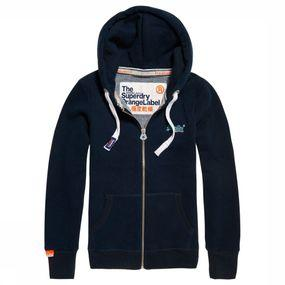 Cardigan Orange Label Primary Ziphood