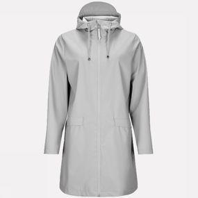 Rains Jas W Coat voor dames - Grijs