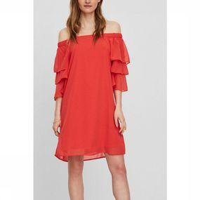 Dress reem Offshoulder