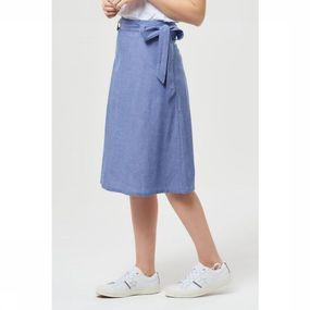 Jupe Jasmine Cotton Chambray