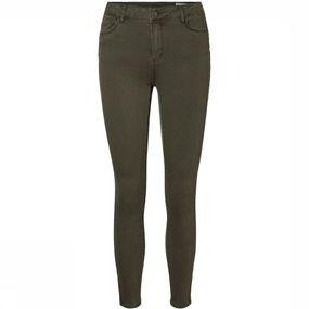 Trousers Vmseven Shape Ankle Zip