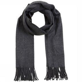 Object Sjaal Marilyn Wool voor dames – Grijs