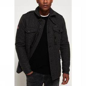 Manteau Tito 4 Pocket Wool Jacket