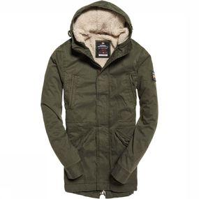 Manteau New Military Parka