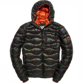 Manteau Wave Quilt Jacket