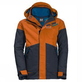 Manteau Polar Wolf 3In1