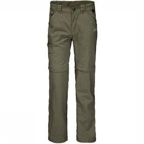 Broek Safari Zip-Off K