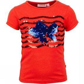 Someone T-shirt Nemo-sg-02-d voor meisjes – Rood