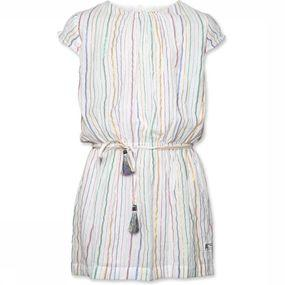 Dress Lurex Stripe