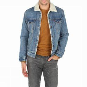 Coat Sherpa Trucker