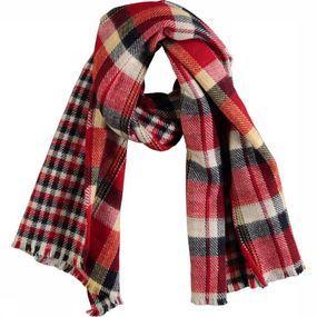 AO76 Sjaal 219-1912 voor meisjes - Rood thumbnail