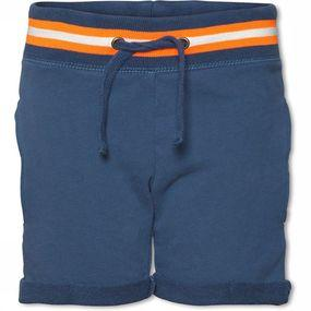 Short Shorts Striped Rib