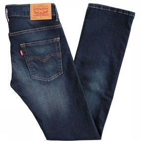 Levi's Jeans 511 Slim Fit voor jongens – Blauw
