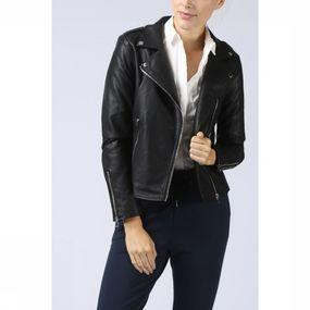 Blazer Vicara Faux Leather