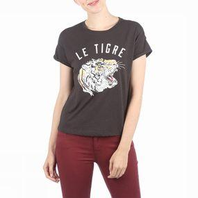 T-Shirt Dixie Ss Wings/Tiger