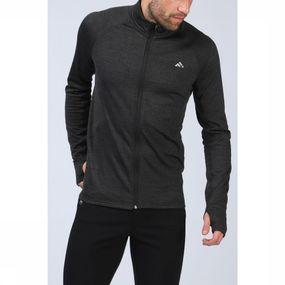 Pull Frswolfe Run Brushed Full Zip Ls