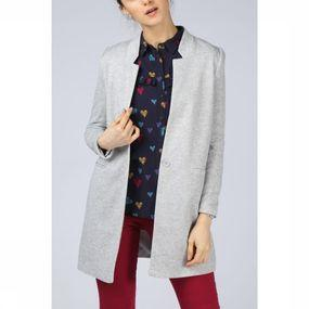 Blazer Vmjune Wl Long Denim Noos