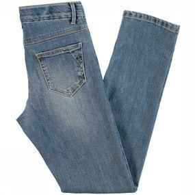 Name It Jeans Salli Slim High Waist voor meisjes – Blauw