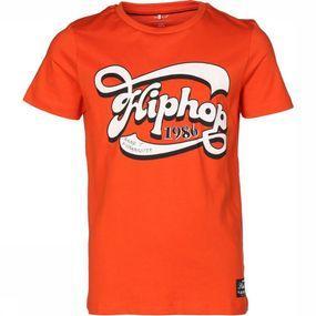 Name It T-shirt Ni Nkmbrian voor jongens – Rood