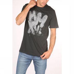 Only&Sons T-shirt Buzz Ss voor heren – Grijs