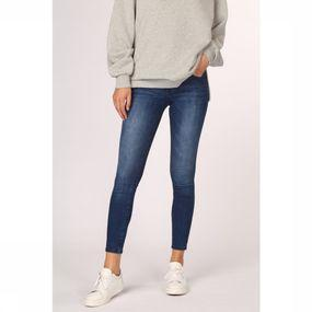 ONLY Jeans Fcarmen Reg Sk Bb voor dames – Blauw