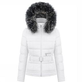 Jas Skiwear Jacket Fake Fur 1003-A