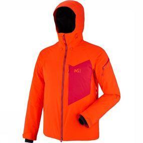 Millet Jas Attugore-tex Stretch voor heren - Oranje