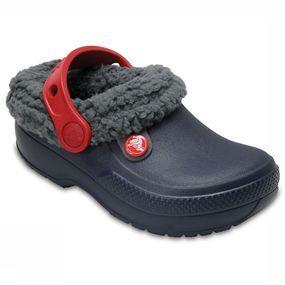 Crocs Classic Blitzen III Clog voor kinderen Blauw