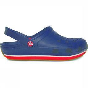 Crocs Slipper Retro M voor heren Blauw