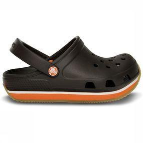 Crocs Slipper Retro M voor heren Bruin