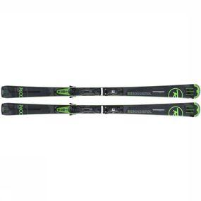Ski Pursuit 600 Basalt + NX 12 Fluid B80