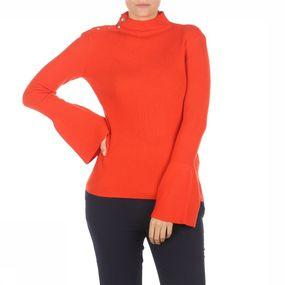 Trui Lizzie Funnel Neck