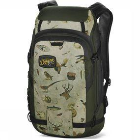 Backpack Team Heli Pro DLX 24L