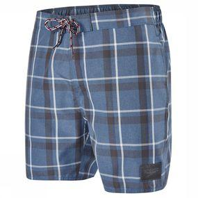 Swim Shorts Check Leisure 16Inch